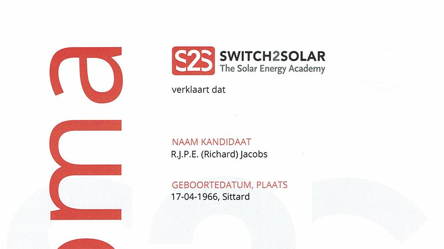 Solar Specialist